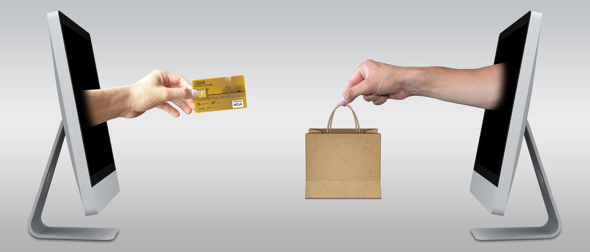 Zakupy online – oszczędność czasu i wygoda.